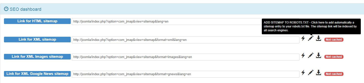when i add new contents is my sitemap updated automatically