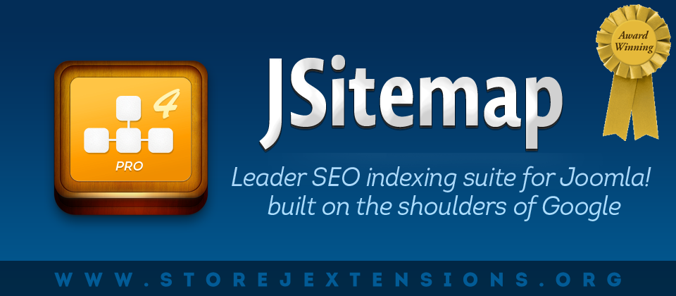 Joomla Sitemap With JSitemap Professional To Generate A
