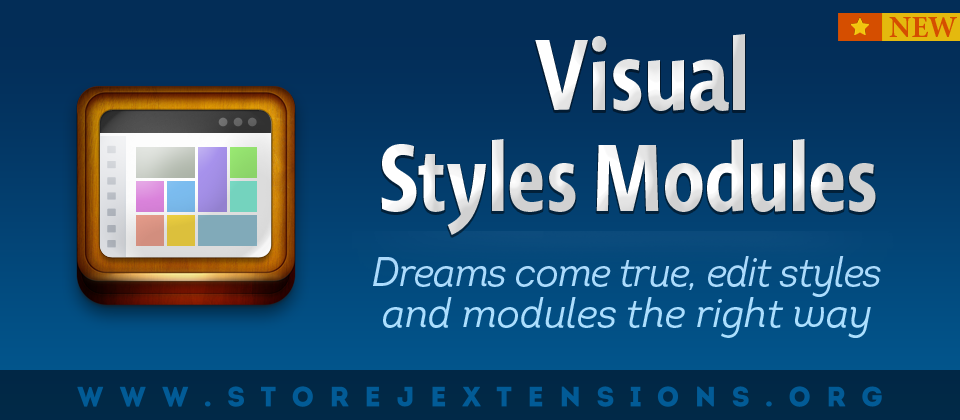 Visual Styles Modules